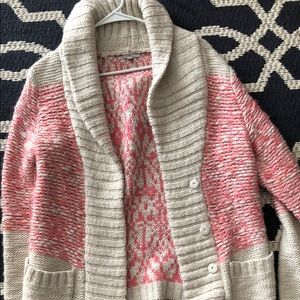 Gap Knit Cardigan